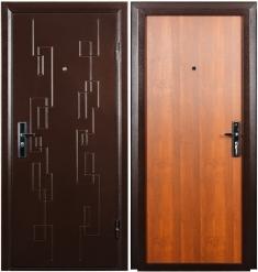 Металлическая дверь Промет Новосёл