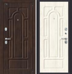 Металлическая дверь Porta S 55.55 Almon 28/Nordic Oak