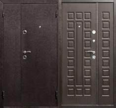 Металлическая дверь Йошкар (двустворчатая)