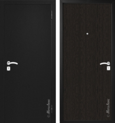 Стальная дверь М90