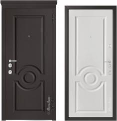 Металлическая дверь Металюкс  М1000/1 Е