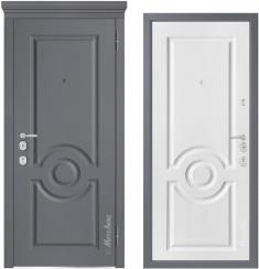 Металлическая дверь Металюкс  М1000/5 Е