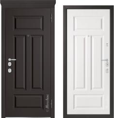 Металлическая дверь Металюкс  М1002/1 Е