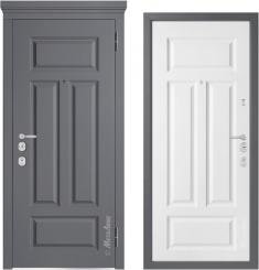 Металлическая дверь Металюкс  М1002/5 Е