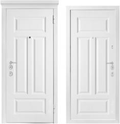 Металлическая дверь Металюкс  М1002/7 Е