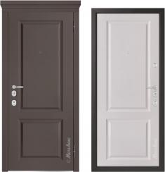 Металлическая дверь Металюкс  М1003/10 Е