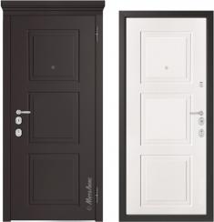 Металлическая дверь Металюкс  М1010/1 Е