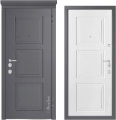 Металлическая дверь Металюкс  М1010/5 Е