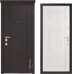 Металлическая дверь Металюкс  М1011/1 Е