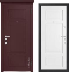 Металлическая дверь Металюкс  М1011/14 Е