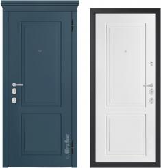 Металлическая дверь Металюкс  М1012/17 Е