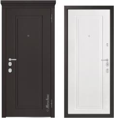 Металлическая дверь Металюкс  М1014/1 Е
