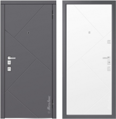 Металлическая дверь Металюкс М1100/5 Е