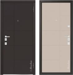 Металлическая дверь Металюкс М1101/1 Е