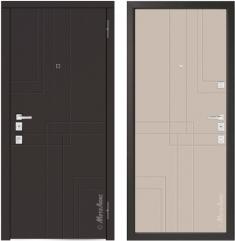 Металлическая дверь Металюкс М1102/1 Е