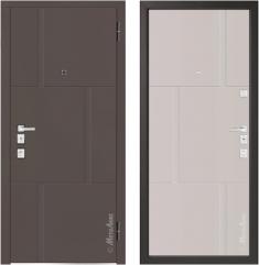 Металлическая дверь Металюкс М1103/10 Е