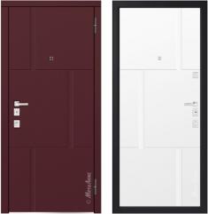 Металлическая дверь Металюкс М1103/14 Е