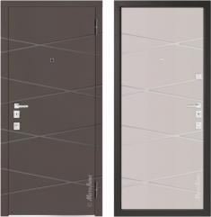Металлическая дверь Металюкс М1104/10 Е