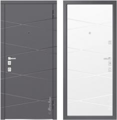 Металлическая дверь Металюкс М1104/5 Е
