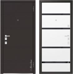 Металлическая дверь Металюкс М1300/1