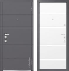 Металлическая дверь Металюкс М1300/2