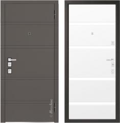 Металлическая дверь Металюкс М1300/4