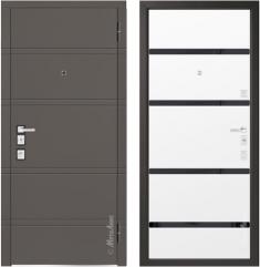 Металлическая дверь Металюкс М1300/5