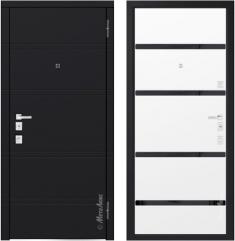 Металлическая дверь Металюкс М1300/7