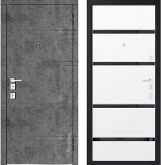 Металлическая дверь Металюкс М1300/9