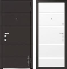 Металлическая дверь Металюкс М1300