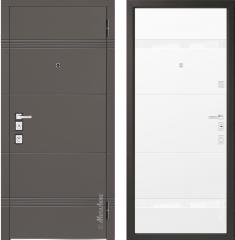 Металлическая дверь Металюкс М1301/2