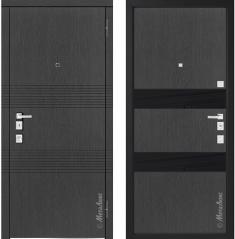 Металлическая дверь Металюкс  М1302/4