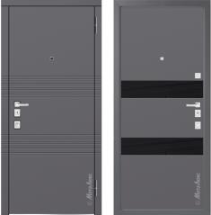 Металлическая дверь Металюкс  М1302