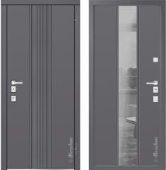 Металлическая дверь Металюкс М1305