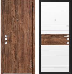 Металлическая дверь Металюкс  М1400/1