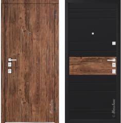 Металлическая дверь Металюкс  М1400/2