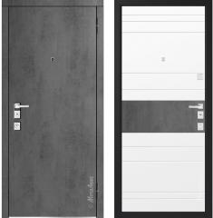Металлическая дверь Металюкс  М1400