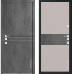 Металлическая дверь Металюкс М1401/2