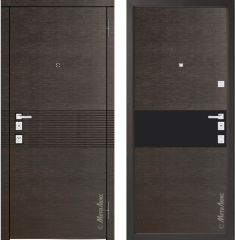 Металлическая дверь Металюкс М1401