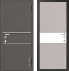 Металлическая дверь Металюкс М1402/1