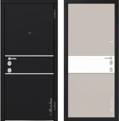 Металлическая дверь Металюкс М1402/4