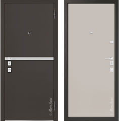 Металлическая дверь Металюкс М1404/1