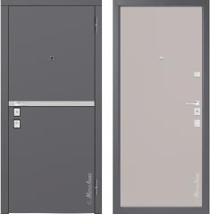 Металлическая дверь Металюкс М1404/4