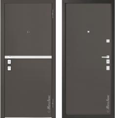 Металлическая дверь Металюкс М1404/6