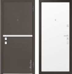 Металлическая дверь Металюкс М1404/8