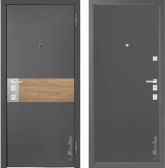 Металлическая дверь Металюкс М1406