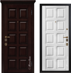 Входная дверь Металюкс М1700 Е2