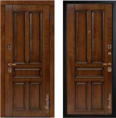 Входная дверь Металюкс М425/9