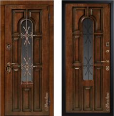 Входная дверь Металюкс М460/9
