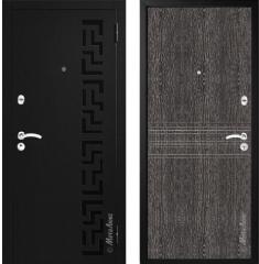Входная дверь Металюкс с терморазрывом М2046/1